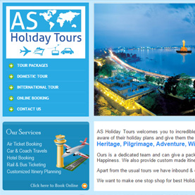 AS Holiday Tours
